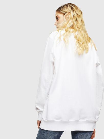 Diesel - S-GIR-DIV-P, White - Sweaters - Image 4