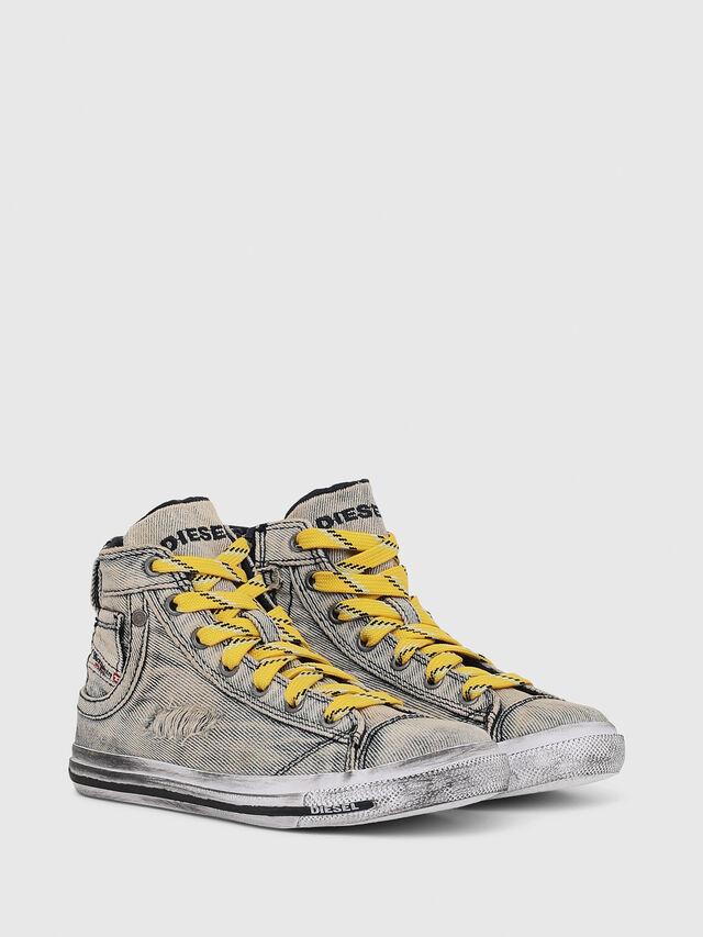 Diesel - SN MID 20 EXPOSURE C, Grey Jeans - Footwear - Image 2
