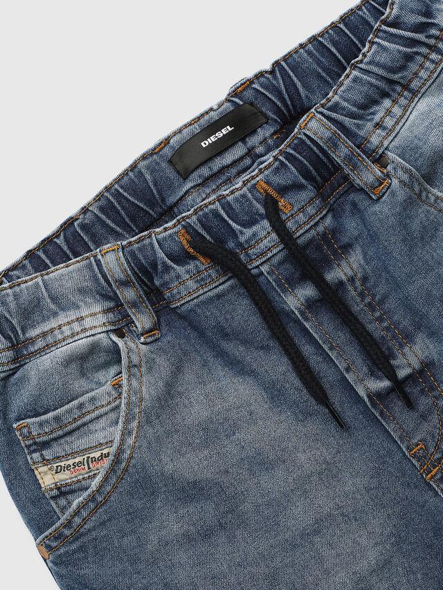 Diesel - PKROOLEYNE-CUT SH, Blue Jeans - Pants - Image 3
