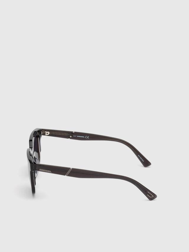 Diesel - DL0271, Black - Sunglasses - Image 3