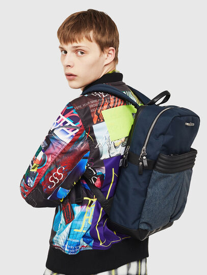 Diesel - M-PROOF BACK,  - Backpacks - Image 7