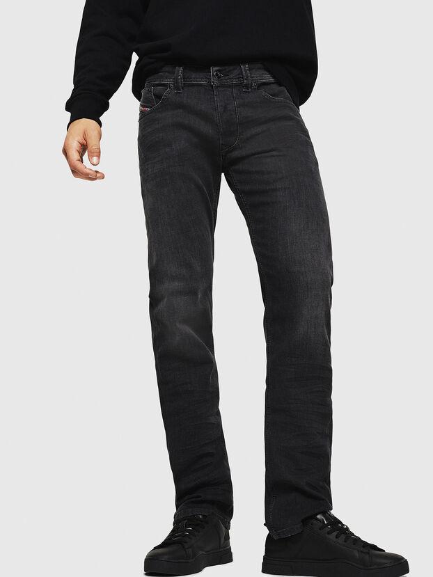 Larkee 0687J, Black/Dark grey - Jeans