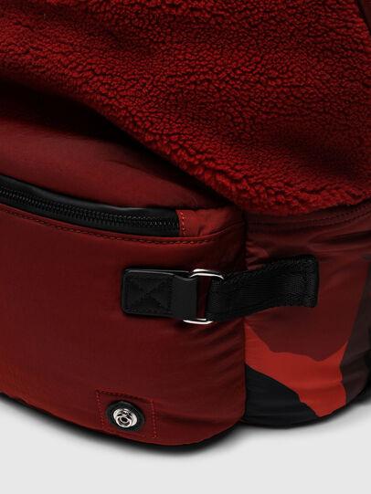 Diesel - ORTENSYA, Red - Backpacks - Image 5