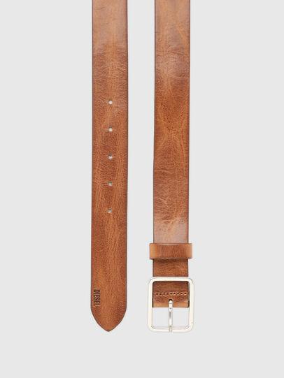 Diesel - B-STRAIGHT, Light Brown - Belts - Image 3