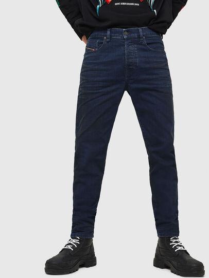 Diesel - Mharky 0078D, Dark Blue - Jeans - Image 1