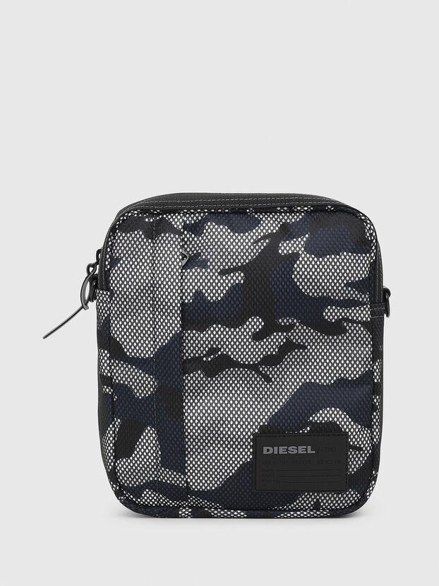 ODERZO, Grey/Blue - Crossbody Bags
