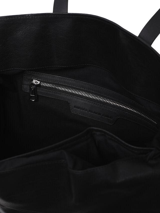 Diesel - LLG-S19-4, Black - Bags - Image 4