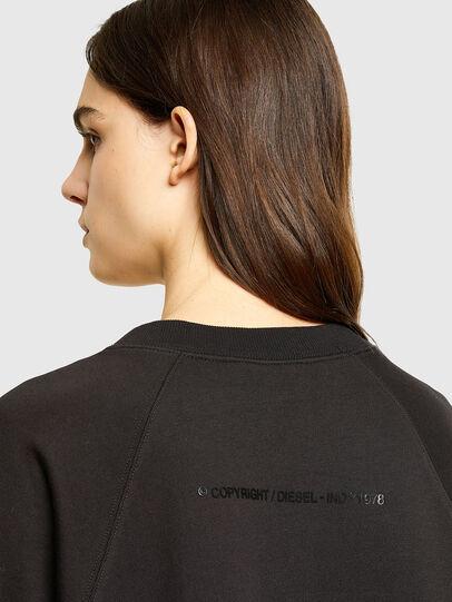 Diesel - F-MIX, Black - Sweaters - Image 4