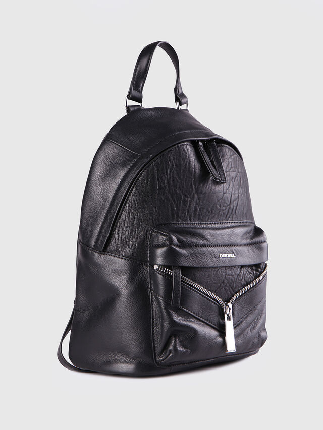 Diesel LE-ONY, Black - Backpacks - Image 3