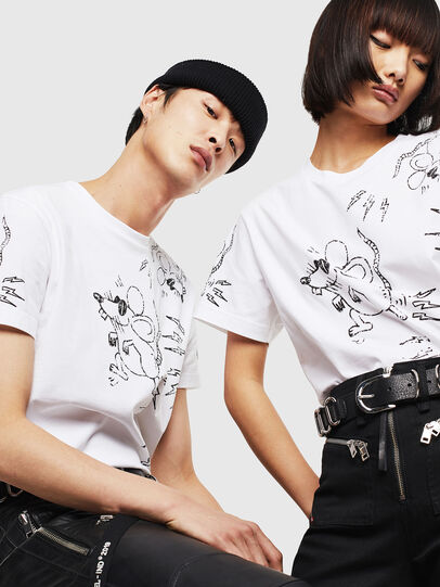 Diesel - CL-T-DIEGO-3,  - T-Shirts - Image 5