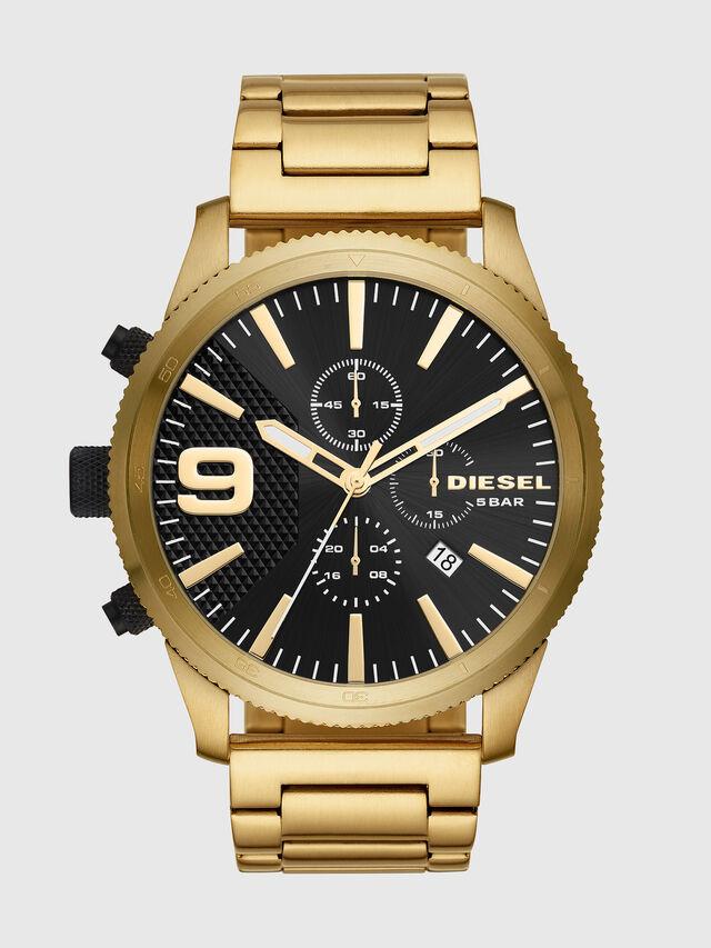 Diesel - DZ4488, Gold/Black - Timeframes - Image 1