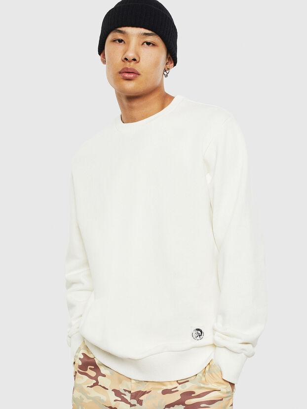 S-GIRK-WORK, White - Sweaters