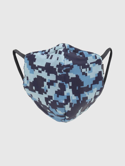 Diesel - FACEMASK-PIX, Azure - Other Accessories - Image 1