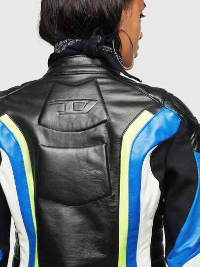 Diesel - ASTARS-LQUATTRO,  - Leather jackets - Image 8