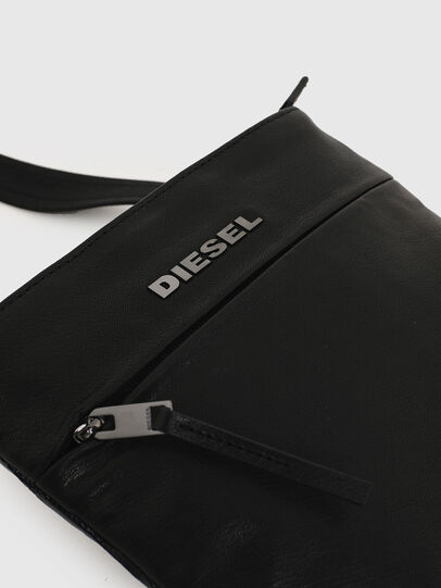Diesel - TASSYO, Black - Crossbody Bags - Image 6