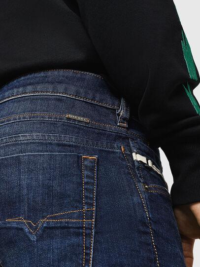 Diesel - D-Bazer 082AY, Dark Blue - Jeans - Image 3