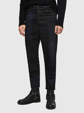 TYPE-2831-NE, Dark Blue - Jeans