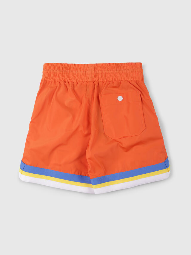 Diesel - PBOXER, Orange - Shorts - Image 2