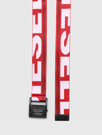 Diesel - B-MASER, Fire Red - Belts - Image 3
