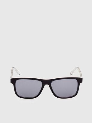 DL0279, White/Orange - Sunglasses