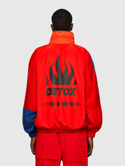 Diesel - J-SAM, Red - Jackets - Image 2