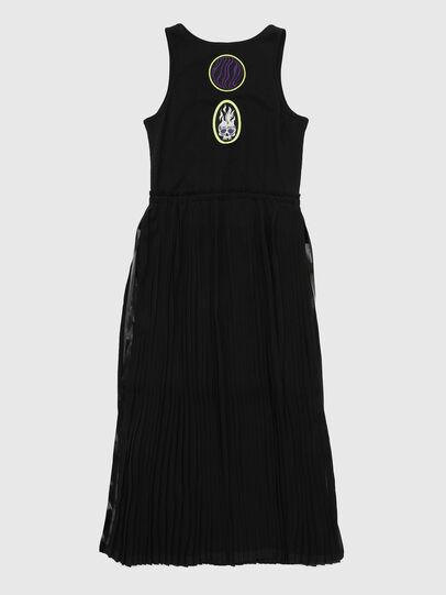 Diesel - DTEHEI, Black - Dresses - Image 2