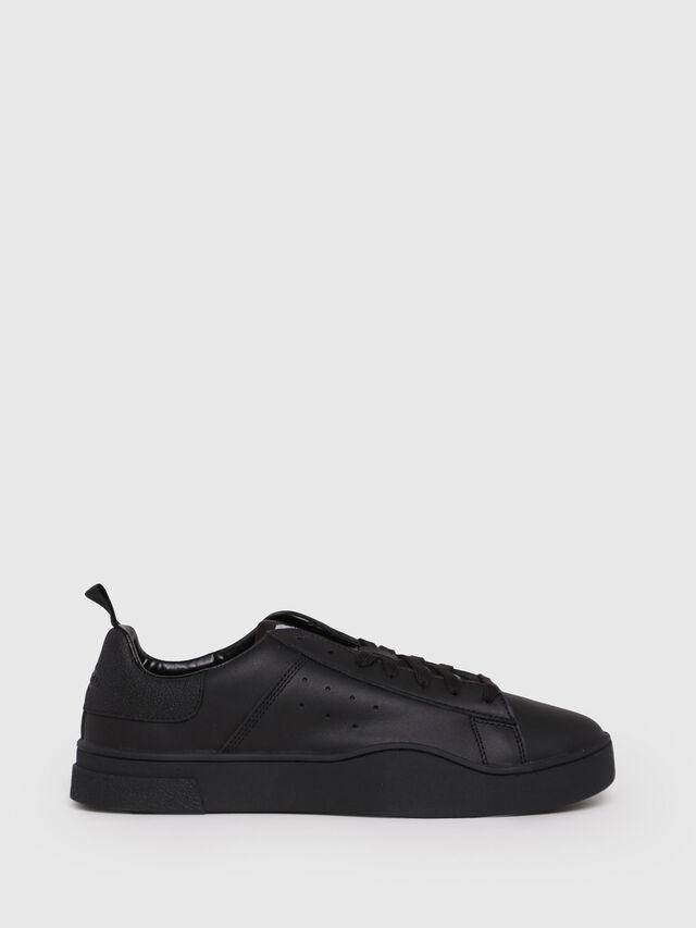 Diesel - S-CLEVER LOW, Black - Sneakers - Image 1