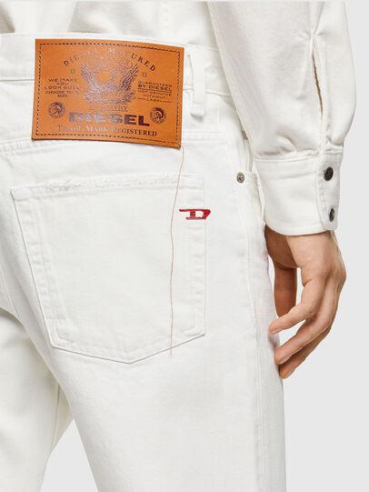 Diesel - D-Fining 0HBAJ, White - Jeans - Image 4