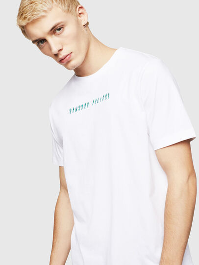 Diesel - T-JUST-A4,  - T-Shirts - Image 4