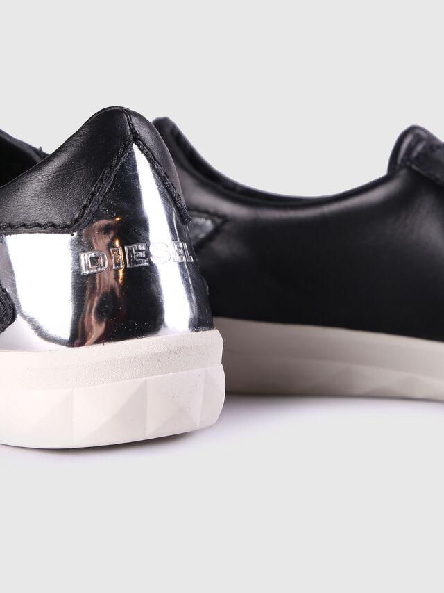 Diesel - S-OLSTICE LOW W, Black - Sneakers - Image 5