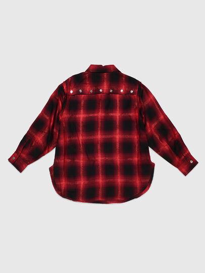 Diesel - CSUNNYA, Red/Black - Shirts - Image 2