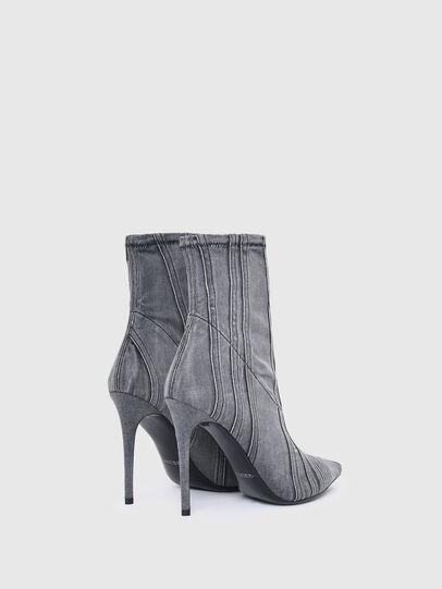 Diesel - D-YUCCA AB, Black - Ankle Boots - Image 3