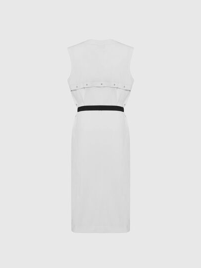 Diesel - D-FAIRY, White - Dresses - Image 2