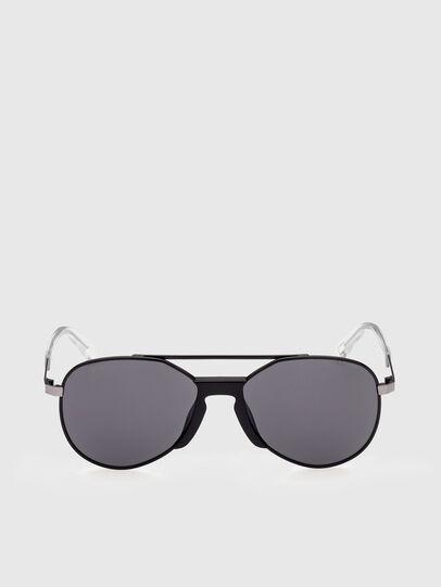 Diesel - DL0339, Black - Sunglasses - Image 1
