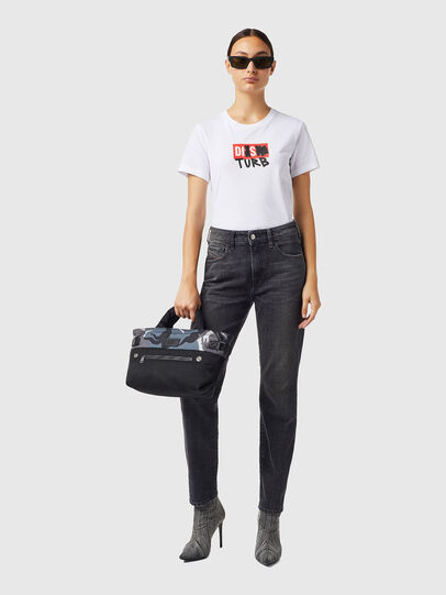 Diesel - D-Joy 09B12, Black/Dark grey - Jeans - Image 5