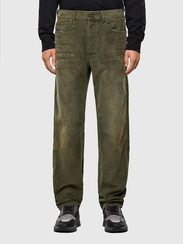 D-Macs 069PT, Military Green - Jeans