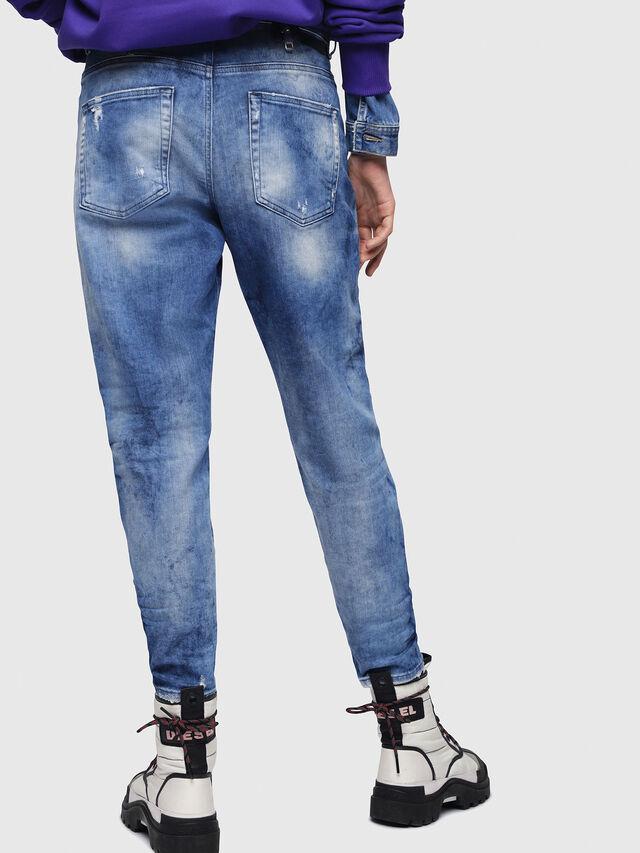 Diesel - Candys JoggJeans 080AS, Medium blue - Jeans - Image 2