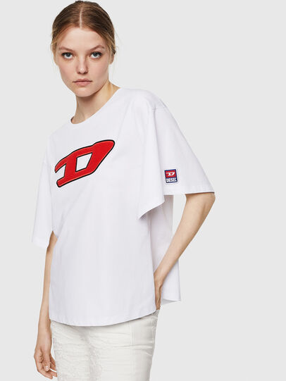 Diesel - T-JACKY-I,  - T-Shirts - Image 1