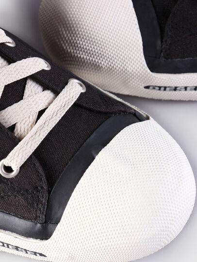 Diesel - EXPOSURE LOW, Black - Sneakers - Image 4