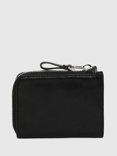 Diesel - L-PASSME, Black - Small Wallets - Image 2