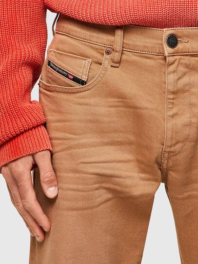 Diesel - D-Strukt 09A32, Light Brown - Jeans - Image 4