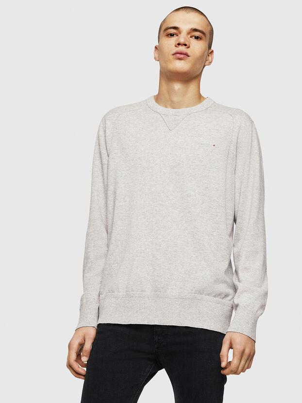 K-LAUX, Light Grey - Knitwear