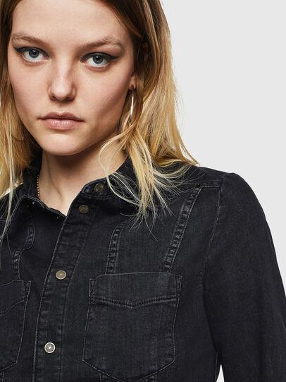 Diesel - DE-FLYP,  - Denim Shirts - Image 3