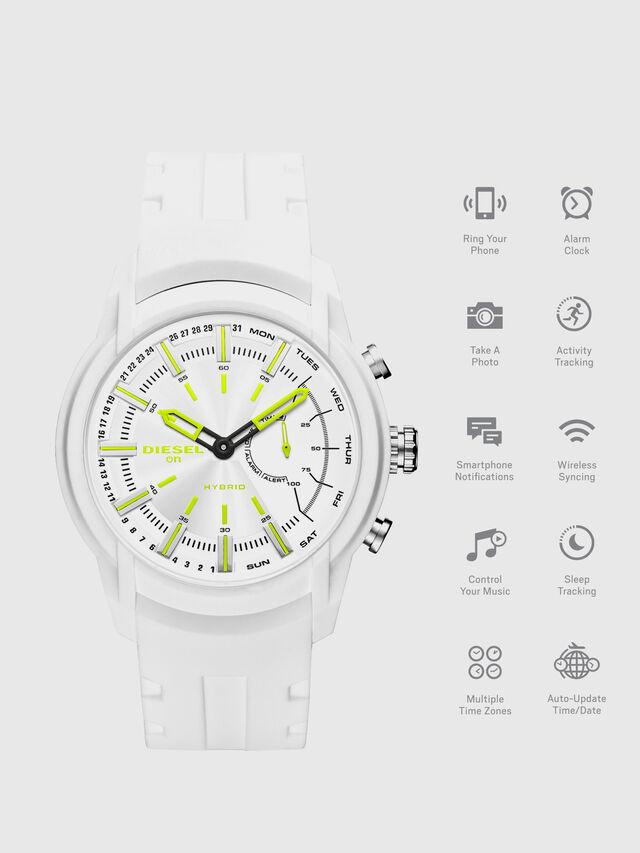 Diesel - DT1015, White - Smartwatches - Image 1