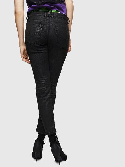 Diesel - Krailey JoggJeans 084AG, Black/Dark grey - Jeans - Image 2
