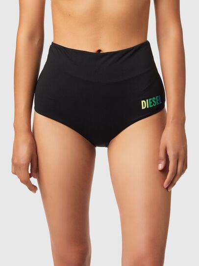 Diesel - BFPN-BOWHIGH-REV, Black/Yellow - Panties - Image 1