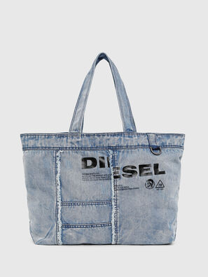 D-THISBAG SHOPPER L, Light Blue - Shopping and Shoulder Bags