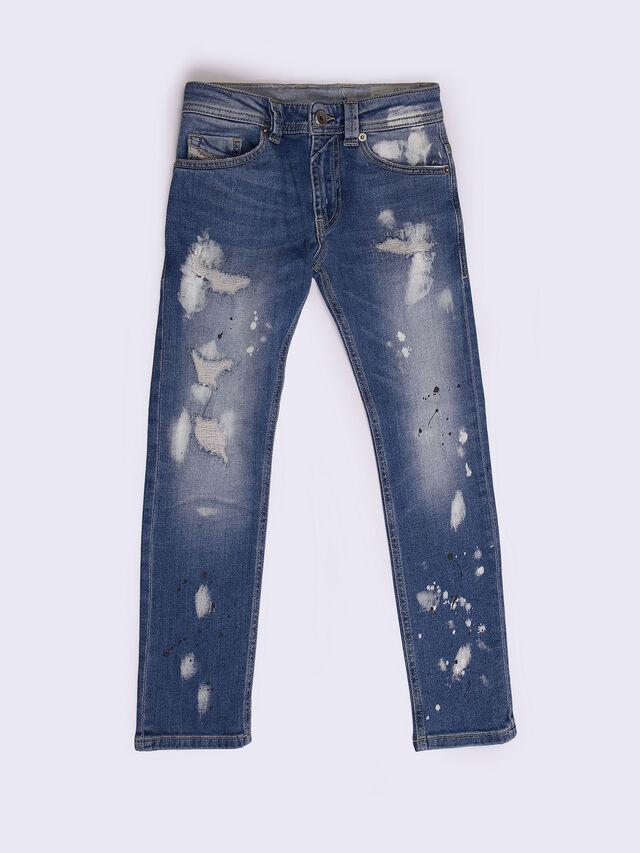 THOMMER-J, Blue Jeans
