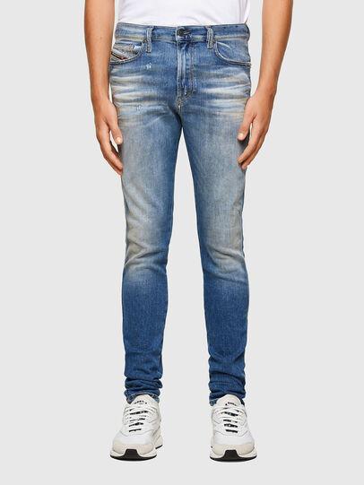 Diesel - D-Istort 009JJ, Medium blue - Jeans - Image 1