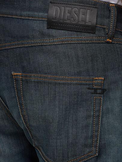 Diesel - D-Strukt JoggJeans® 009KJ, Dark Blue - Jeans - Image 4